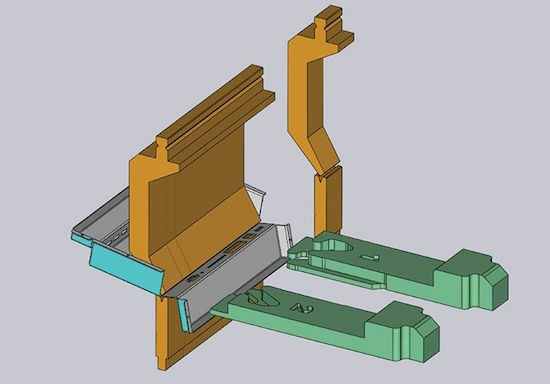 metamation cad software design example