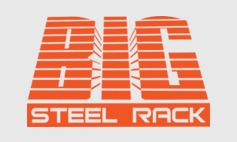 big steel rack logo