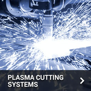 plasma cutting systems process with sparks