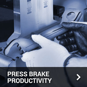 press brake productivity